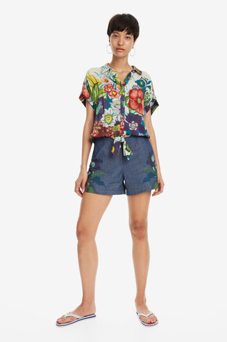Playsuit with Shirt and Shorts Gaelle