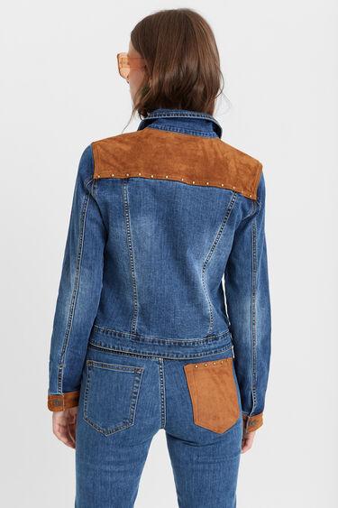 Denim country jacket | Desigual