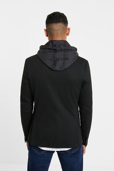 Hooded blazer | Desigual