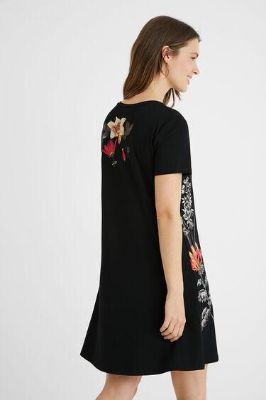 Aライン Tシャツワンピース | Desigual