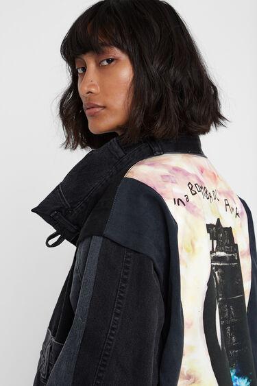 "Iconic Jacket: ""Una bomba de amor"" | Desigual"