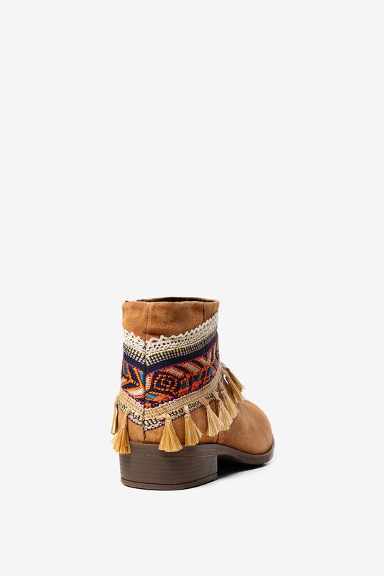 Ankle Boots im Boho-Look Soho Ethnic | Desigual