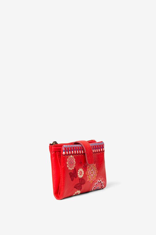 Bestickte Geldbörse Chandy Julia | Desigual