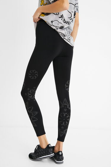 Slim leggings studs | Desigual