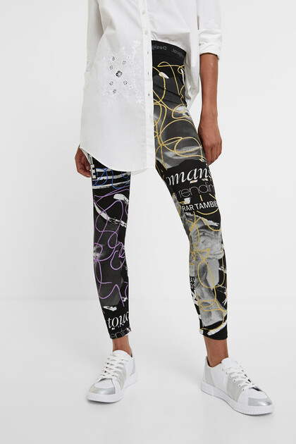 Slim Heritage leggings