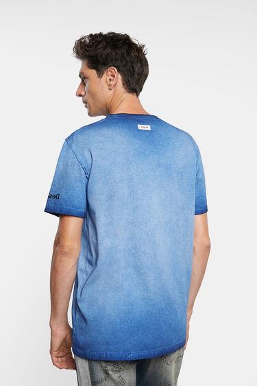 Motorcycle T-shirt 100% cotton   Desigual