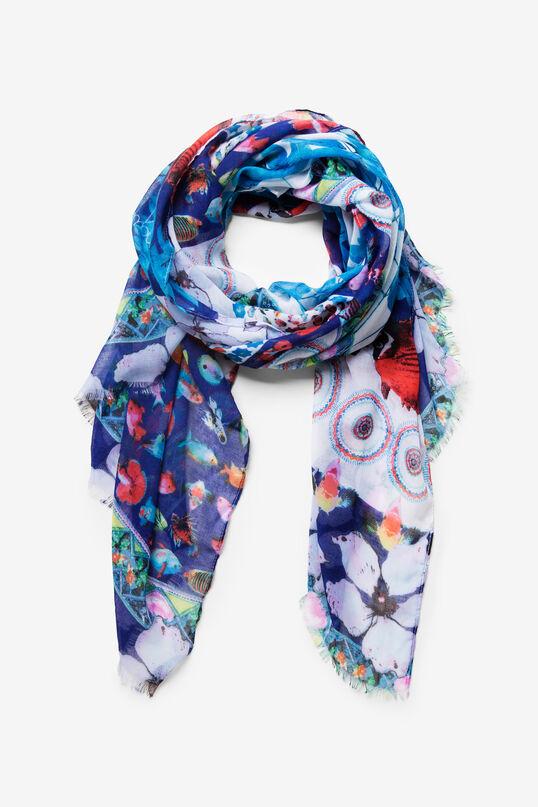 Maritieme sjaal | Desigual