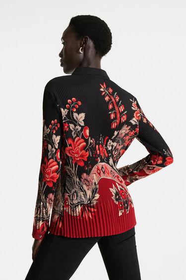 Camisa prisada floral | Desigual