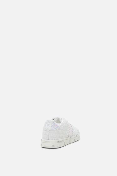 Cosmic sneakers sequins | Desigual