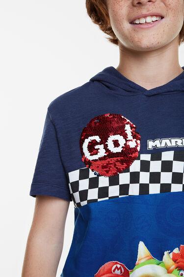 Samarreta lluentons Mario Kart i Go! | Desigual