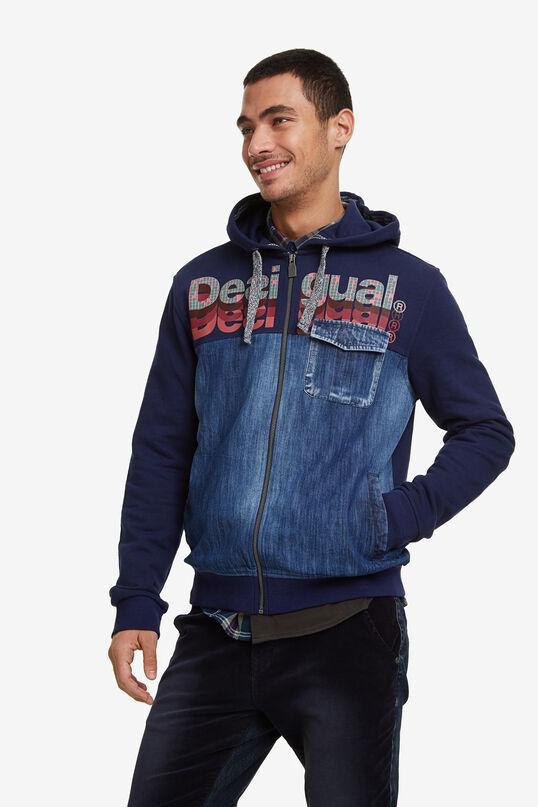 Sweatshirt en jean | Desigual