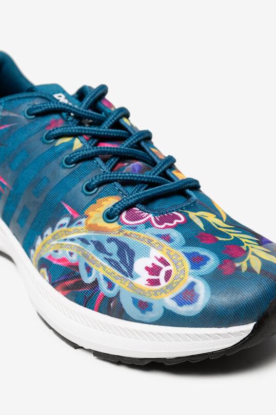 Ethnic print runner trainers | Desigual