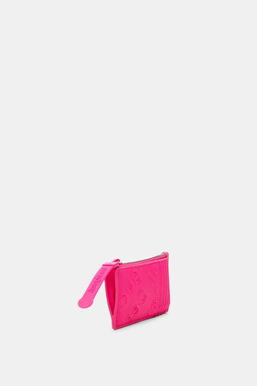 Small coin purse logos | Desigual