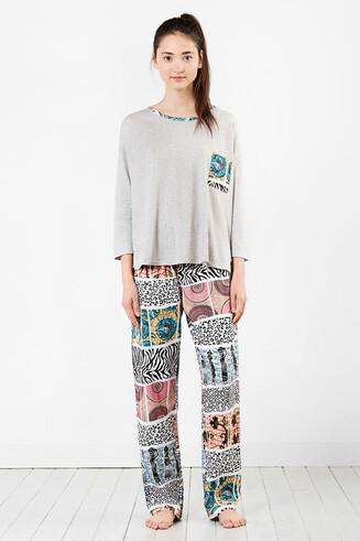 Pyjama T-shirt Wild