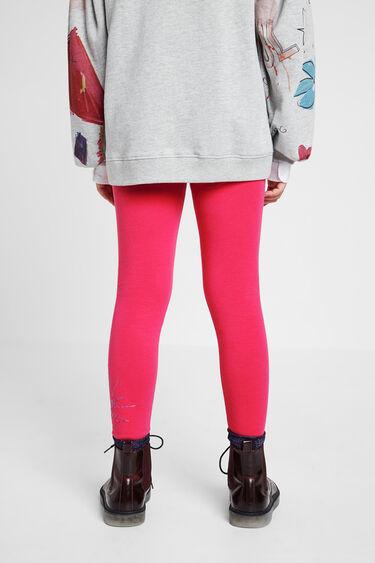 Positional print basic leggings   Desigual