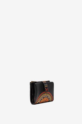 Kleine Afrikaanse portemonnee met mandala | Desigual