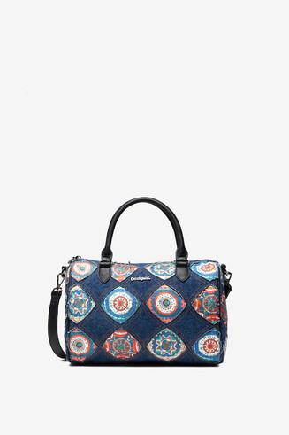 Circular friezes bowling bag