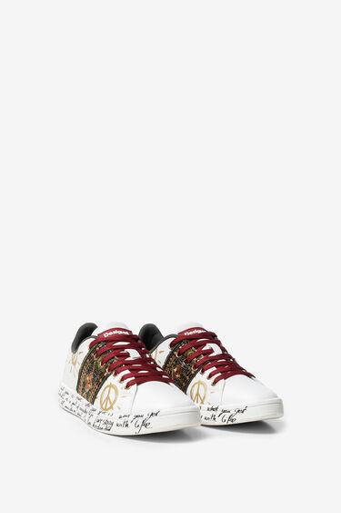Etnische sneakers | Desigual