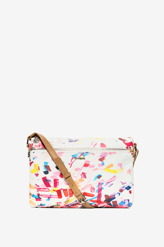 White Confeti Dhurban Bag
