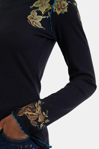 Samarreta slim floral | Desigual
