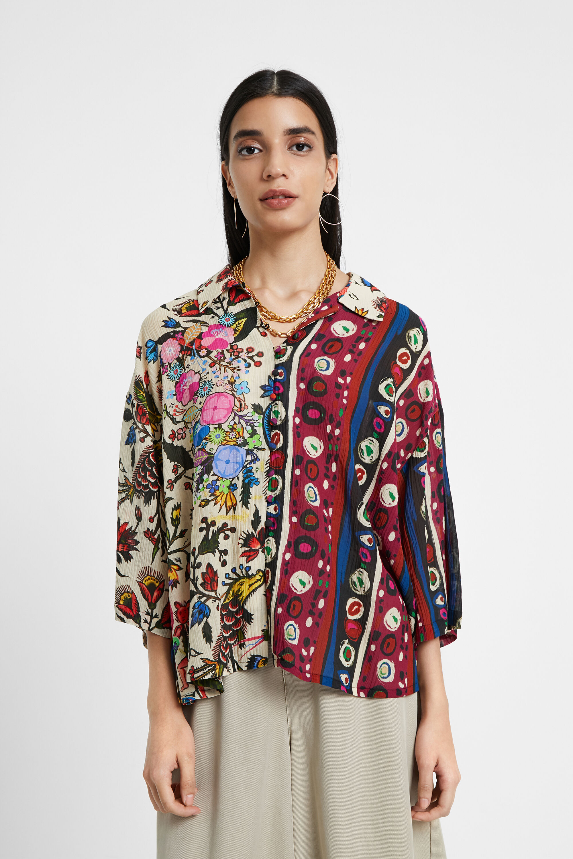 Camicia patch | Desigual