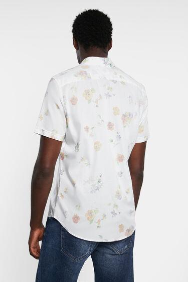 Shirt flowers 100% cotton | Desigual