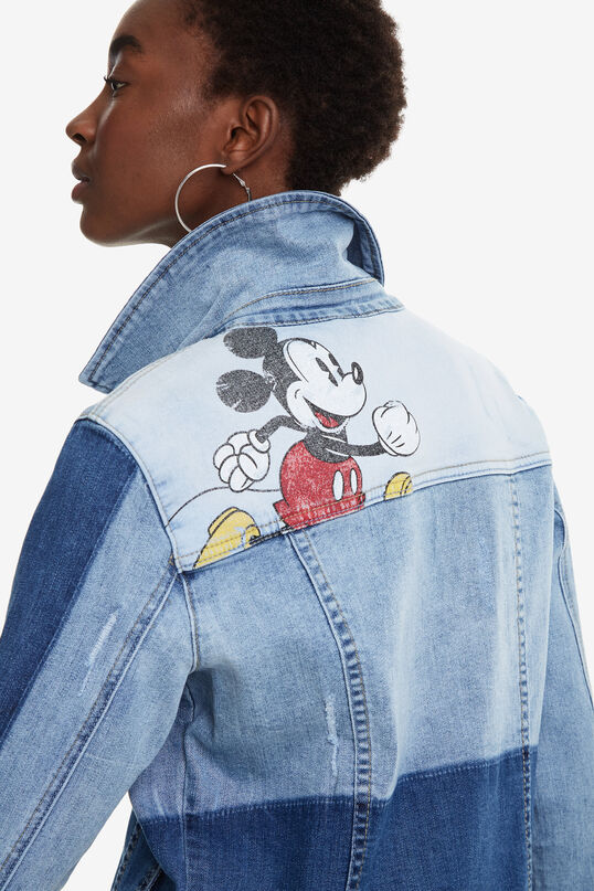 Mickey Mouse Jacket Marguerite | Desigual