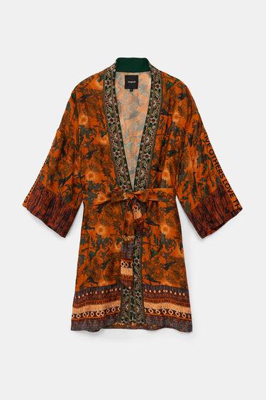 Kimono ispirazione safari africano | Desigual