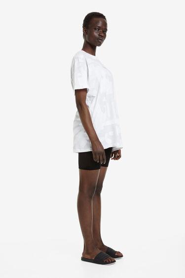 No gender camouflage T-shirt | Desigual