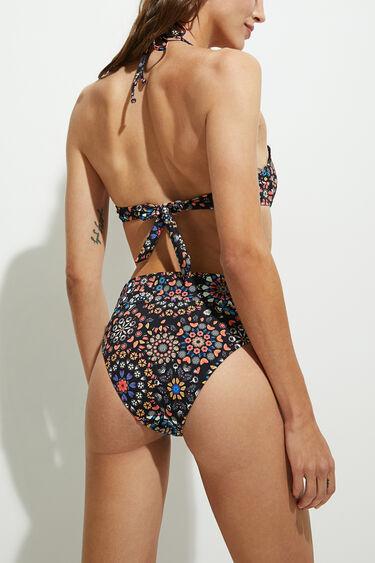 Culotte bikini ourlet | Desigual