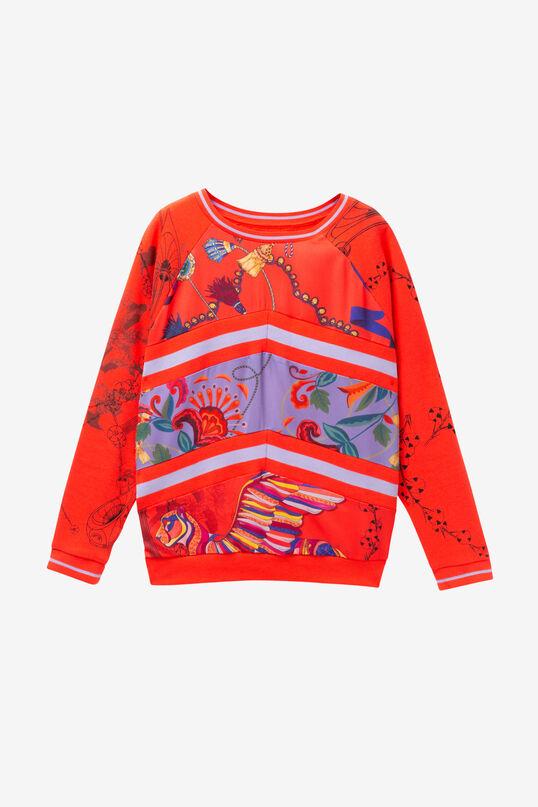 Sweat-shirt à patchwork Craft | Desigual