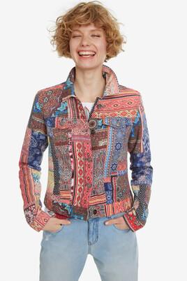 Multipatch jacket Kiona