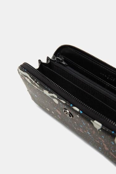 Long wallet splashes | Desigual