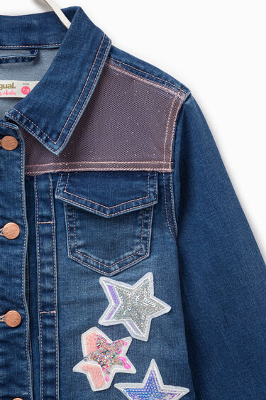 Pop Denim Jacket Tavernoles | Desigual