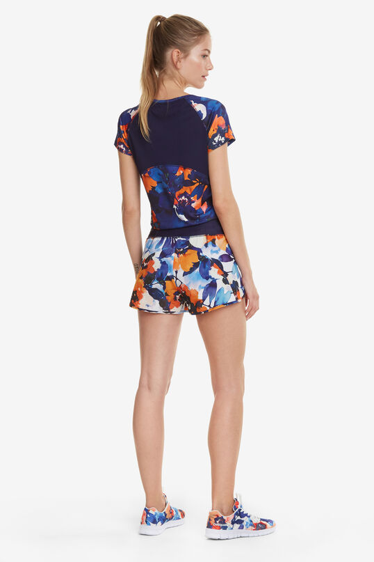Floral Shorts Camo Flower | Desigual