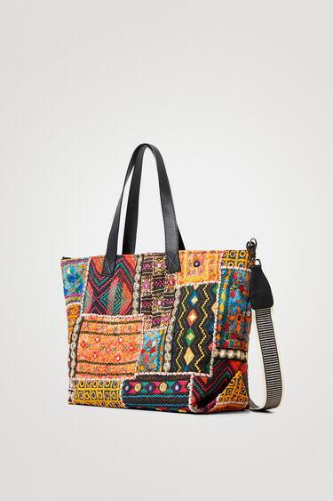 Sac shopping bag boho | Desigual