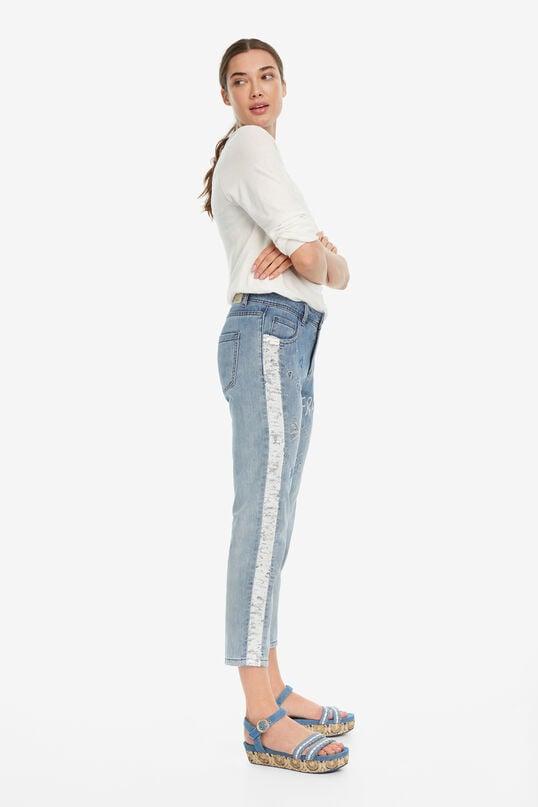 Sequinned Jeans Dublin | Desigual