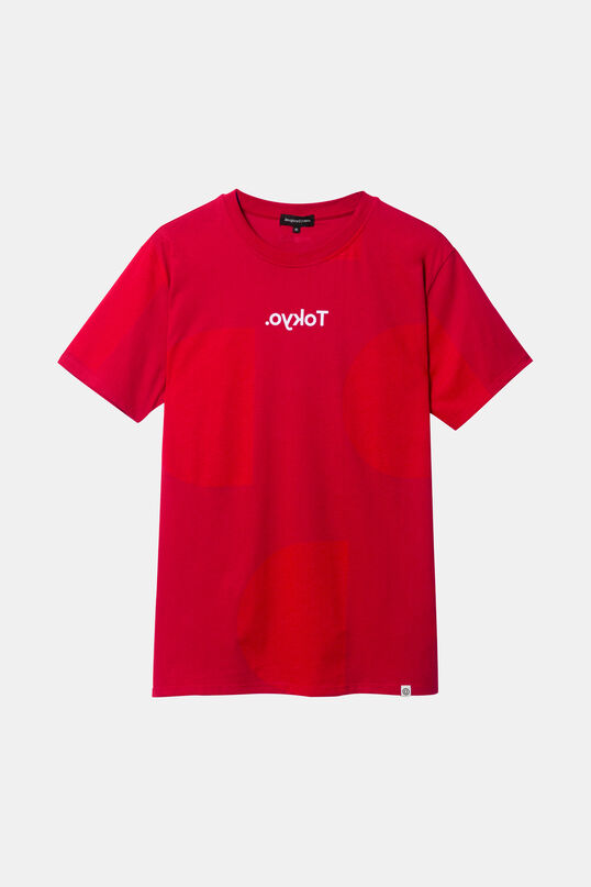 Tokyo Monogram T-shirt | Desigual