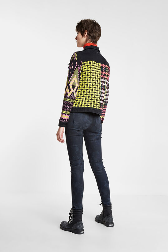 Patch kit jacket | Desigual
