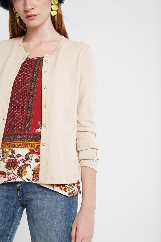 Ethnic blouse jacket | Desigual