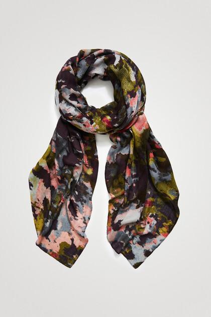 Grand foulard arty
