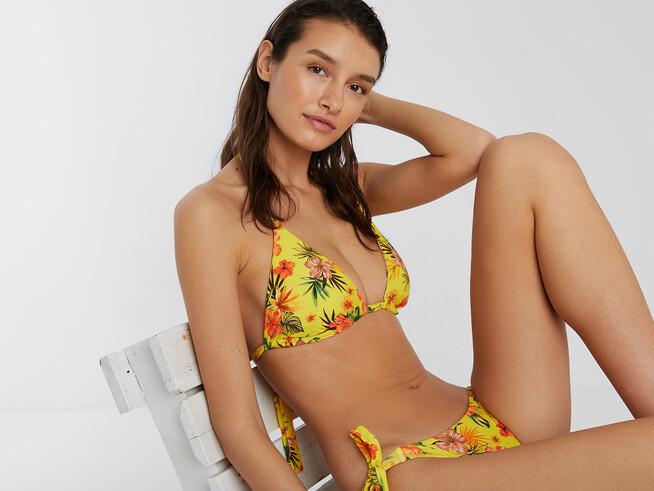 Reversible bikini set