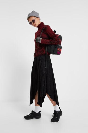 コットン タートルネックセーター | Desigual