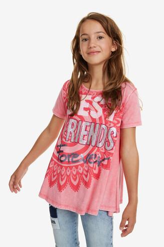 Glitter T-shirt Montreal