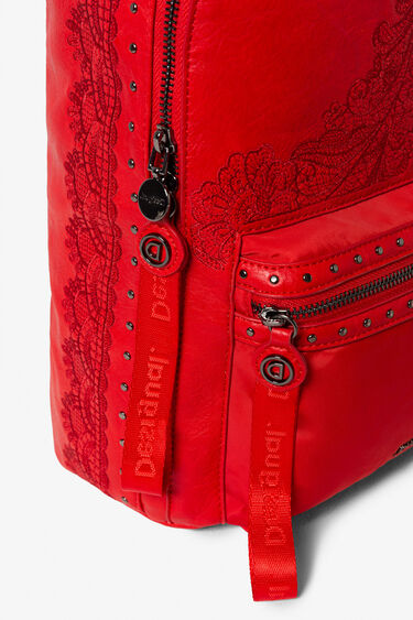 Boho backpack mandalas and flowers | Desigual