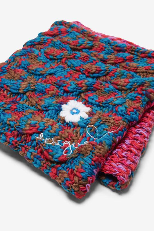 Écharpe tubulaire tricot | Desigual