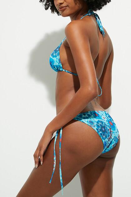 Bikinihöschen Muster