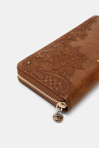 Längliches Boho-Portemonnaie | Desigual