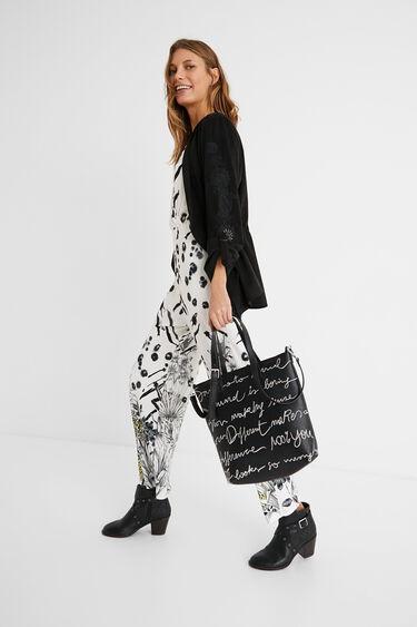 Sac shopping bag stylomania | Desigual