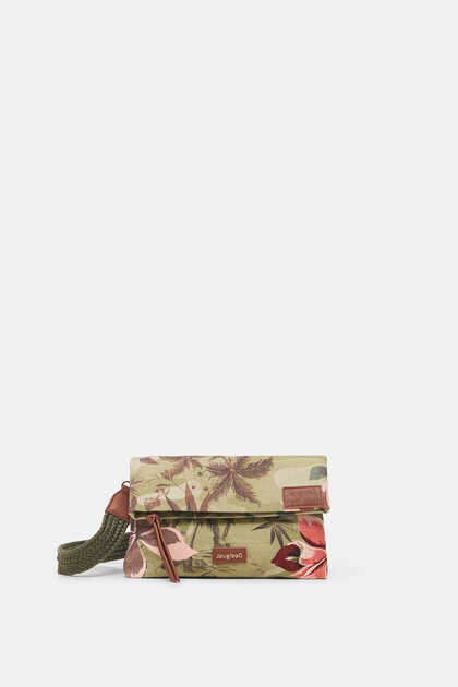 Sling bag canvas print